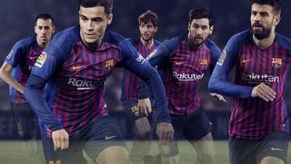トップチームの新ユニフォームは、週末、日曜日のレアルソシエダ戦で披露され、21日の月曜日から販売になる。
