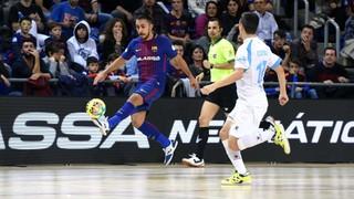 FC Barcelona Lassa 2 - Catgas Santa Coloma 2 (LNFS)