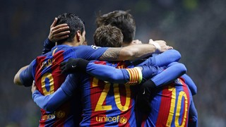 Celtic 0  - FC Barcelona 2