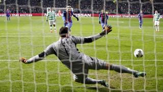 Celtic - FC Barcelona (1 minut)