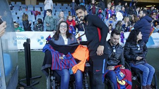 Inside View: Open training delights crowd at Miniestadi