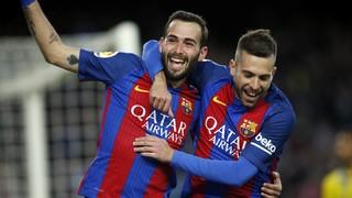 FC Barcelona 5  - Las Palmas 0 (3 minutos)