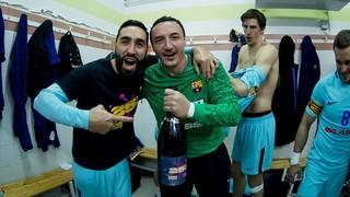 25ª Lliga Asobal per al Barça Lassa