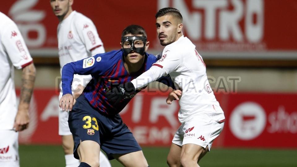 صور مباراة : كولتورال ليونيسا - برشلونة 0-1 ( 31-10-2018 ) كأس ملك إسبانيا 101924310