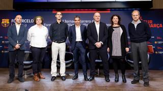 """Carles Folguera: """"Ser millors persones els farà ser millors esportistes"""""""