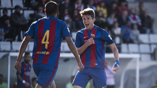 Hospitalet 2 - FC Barcelona B 2