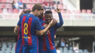 FCB Masia-Academy: Top goals 15-16 April