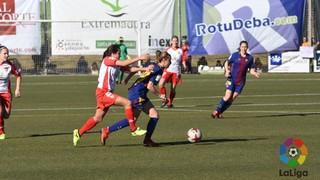 Santa Teresa 3 - FC Barcelona 0 (Liga)