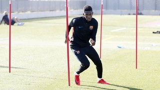 Dembélé: On the road to recovery