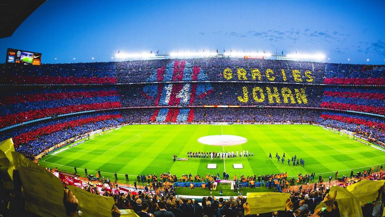 Repassa els moments més destacats de l'estadi blaugrana des de la seva creació al 1957 fins a l'actualitat