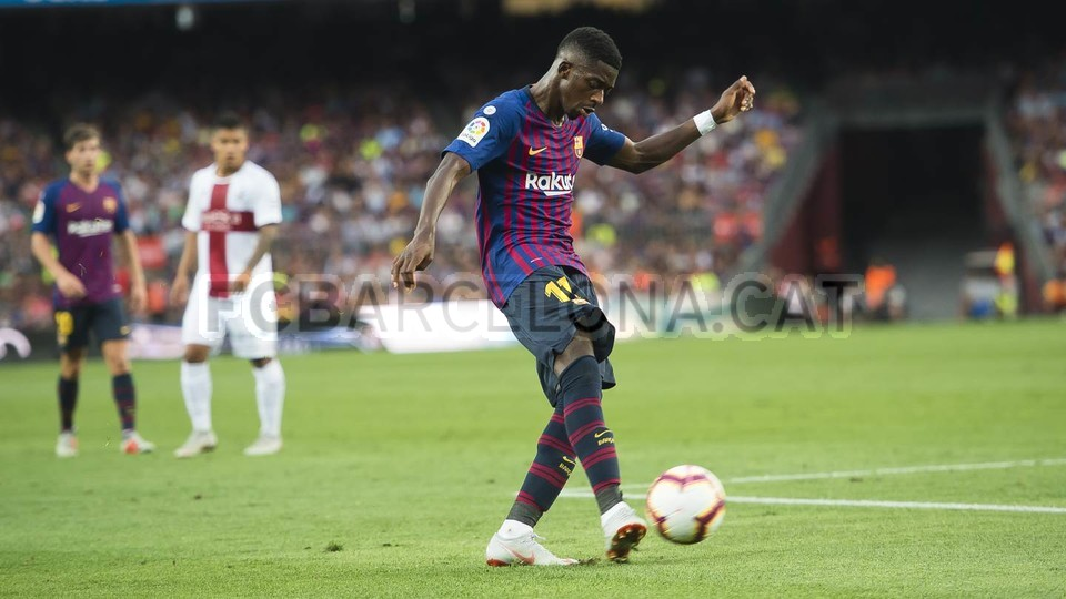 صور مباراة : برشلونة - هويسكا 8-2 ( 02-09-2018 )  97440472