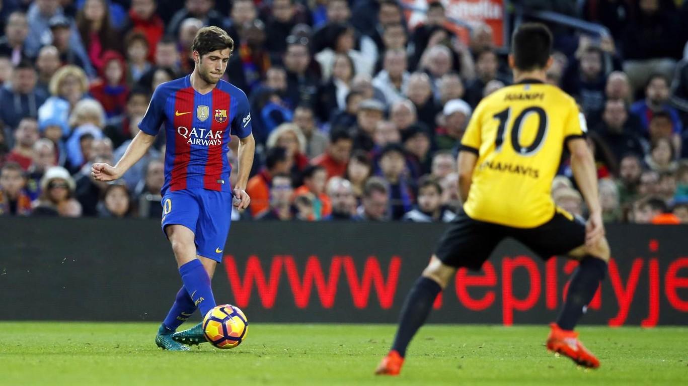 El partido del Camp Nou de la jornada 9 de Liga se disputará el sábado 21 de octubre a las 20.45 horas
