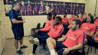 Barça Inside: Secrets from a winning dressing room