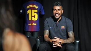 Paulinho, un camino empedrado antes de llegar al FC Barcelona
