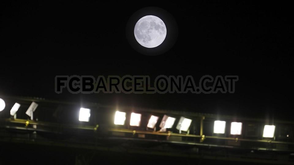 صور مباراة : بلد الوليد - برشلونة 0-1 ( 25-08-2018 )  96768473