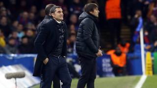 """Ernesto Valverde: """"Estem contents, el Camp Nou serà decisiu"""""""