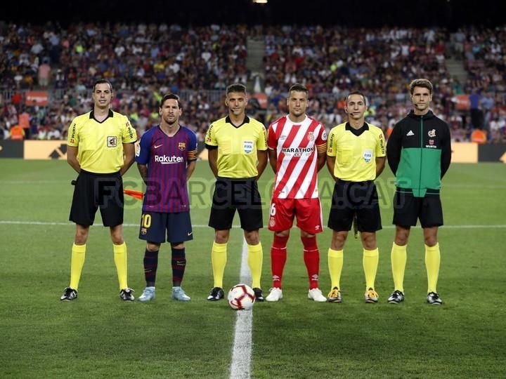 صور مباراة : برشلونة - جيرونا 2-2 ( 23-09-2018 )  99533785