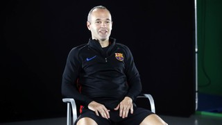 Andrés Iniesta: 'It will be a tough and demanding match'