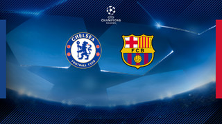 Putaran pertama akan dimainkan di Stamford Bridge pada hari Selasa, 20 Febuari dan putaran kedua di Camp Nou pada Rabu, 14 Maret