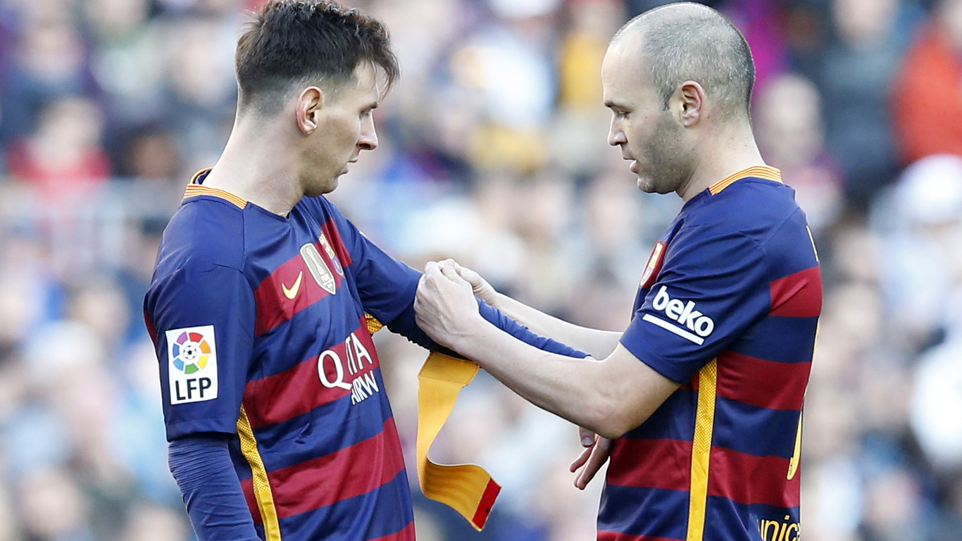 Various famous figures wish the Barça star a happy birthday as he turns 30