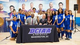 'FutbolNet' fomentarà els valors a les escoles públiques de Washington