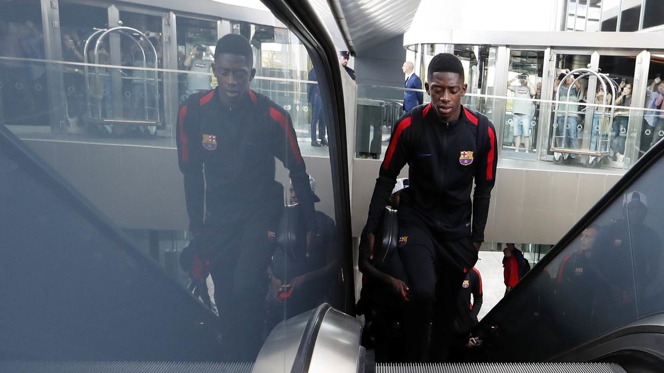 FC Barcelona striker Ousmane Dembélé was successfully operated on Tuesday to repair a ruptured biceps femoris in his left leg and is expected to be out for three and a half months