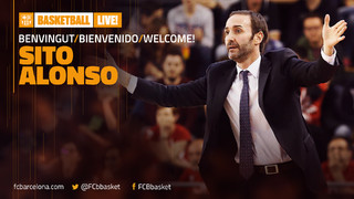 Sito Alonso: Coaching Barça Lassa is an incredible challenge