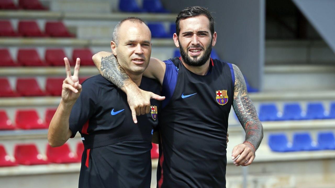 El nuevo Barça de Ernesto Valverde afronta este sábado su primer test de la pretemporada contra un rival de altura, su último verdugo en la Liga de Campeones