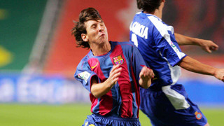 The 14-year anniversary of Leo Messi's official Barça debut