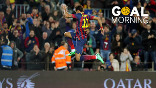 Goal Morning! Today we start the day with Neymar Jr...