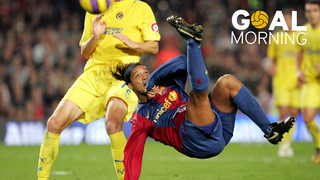 Goal Morning: Is this one of Ronaldinho's best goals? Today marks 11 years since this strike