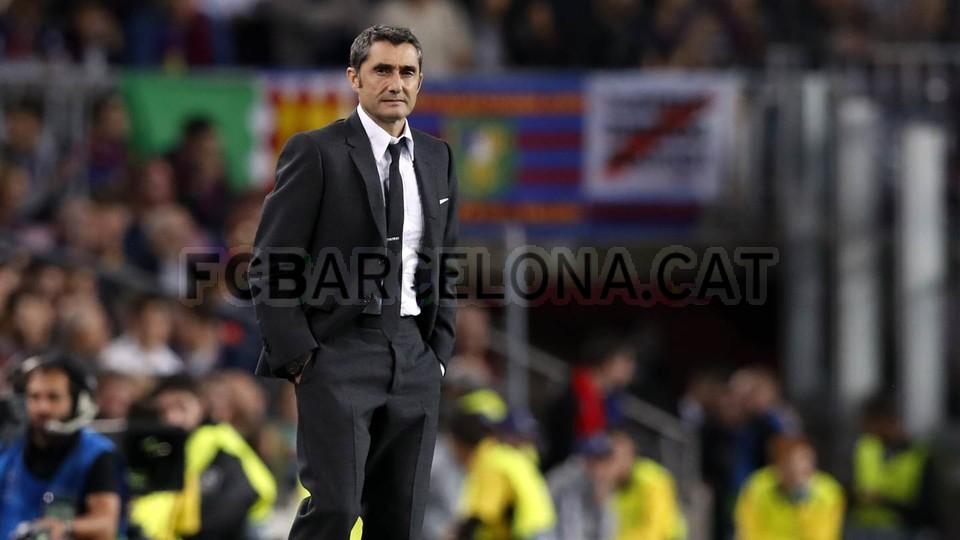 صور مباراة : برشلونة - إنتر ميلان 2-0 ( 24-10-2018 )  101520918