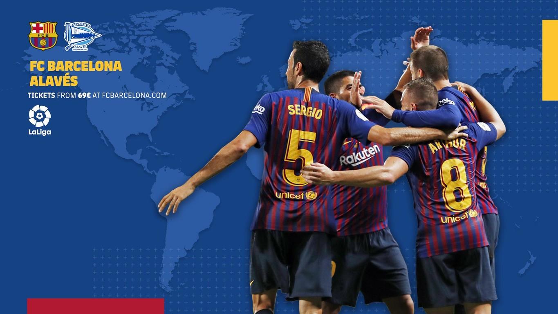 Consulta los horarios y las televisiones de todo el mundo donde se podrá ver el primer partido de liga de la temporada 2018/1