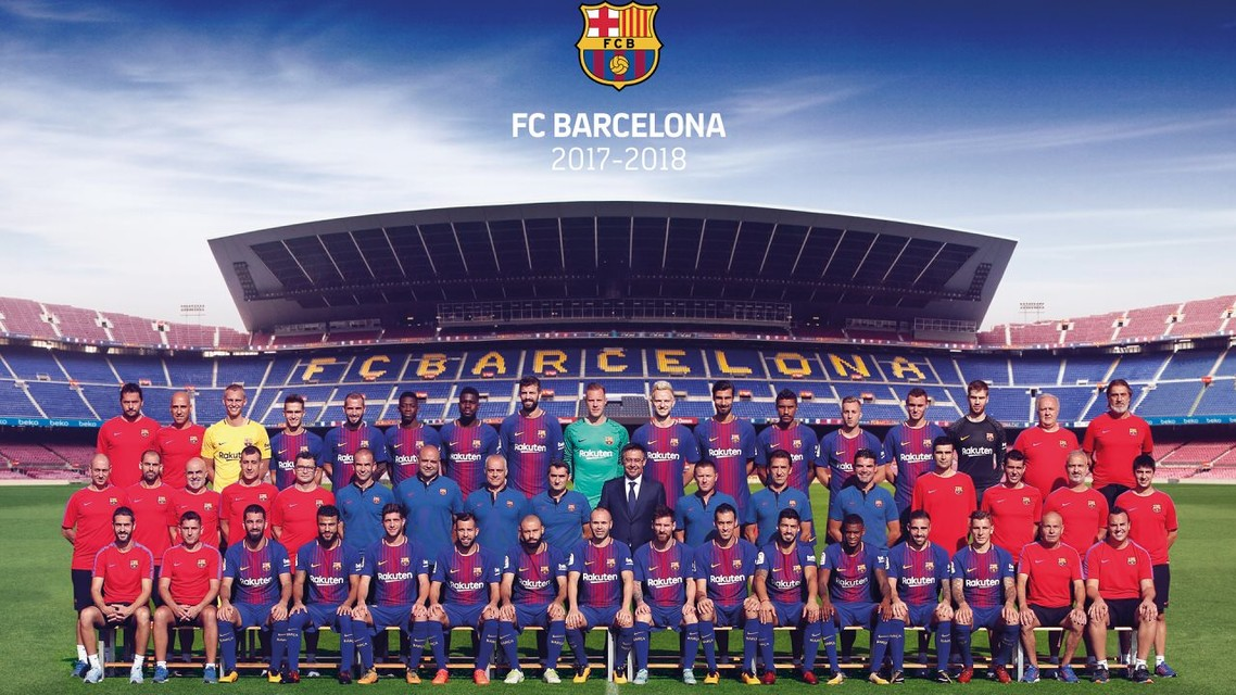 Players - FC Barcelona
