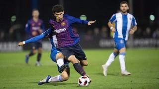 Espanyol B – Barça B: Insistència sense premi (1-0)