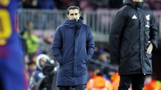 Valverde: 'We won't be going to Valencia to settle for a draw'