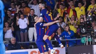 Barça Lassa - Movistar Inter: Empate con sabor amargo (3-3)