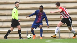 The five best goals from La Masia this past weekend