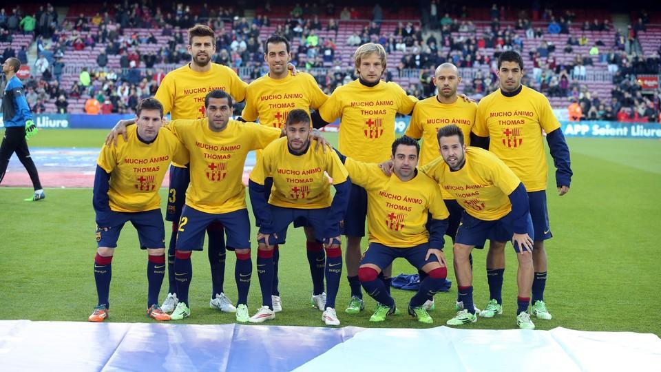 Camiseta FC Barcelona Vermaelen