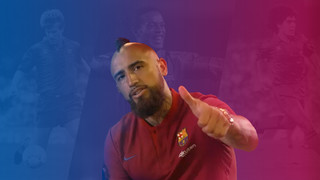 Who are Arturo Vidal's four favourite former players? Find out with the help of a special guest!