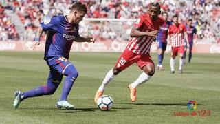 Almeria 1 - FC Barcelona B 0