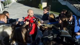 """Fran Sánchez: """"Tot i que l'eliminatòria està encarada, ens agradaria que l'afició vingui al Mini"""""""
