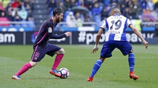 Deportivo 2 - FC Barcelona 1 (3 minutes)