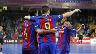 FC Barcelona Lassa 7 - Catgas Santa Coloma 3 (Liga)