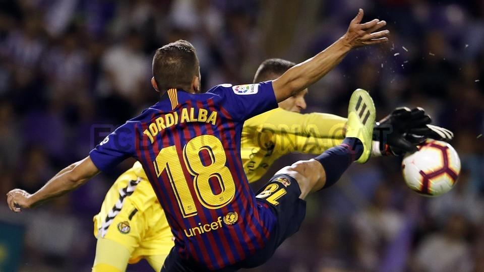 صور مباراة : بلد الوليد - برشلونة 0-1 ( 25-08-2018 )  96768479