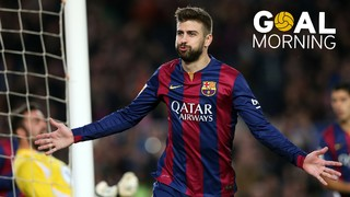 Goal Morning! Gerard Piqué vs Córdoba