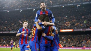 FC Barcelona 1 - At. Madrid 1