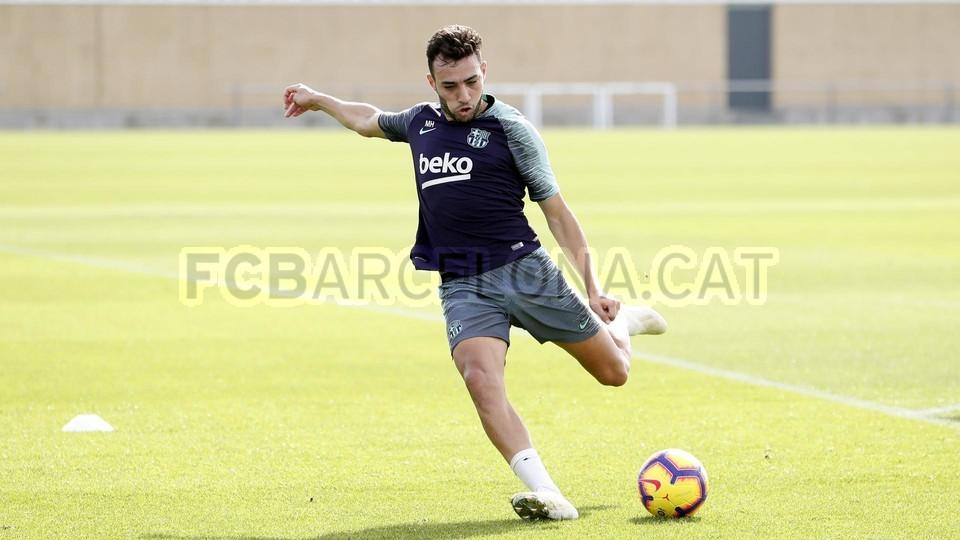 إستعدادات برشلونة لمباراة الكلاسيكو 26-10-2018 101593311
