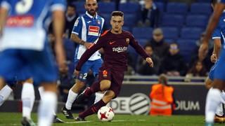 Reviu les accions més destacades del duel contra l'Espanyol en el partit d'anada de quarts de final de la Copa del Rei