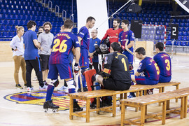 El 'making of' de la sessió de fotos del Barça Lassa 2017/18